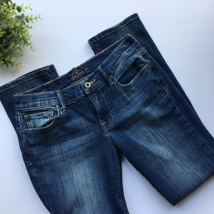 Lucky Brand | Size 4 Sweet' N Straight Jeans